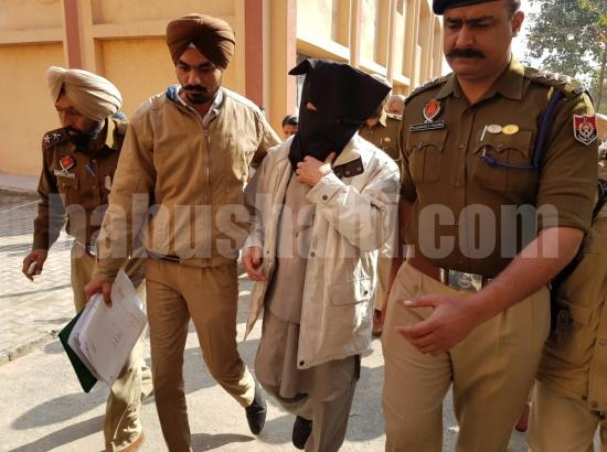 Watch video: Jassi case accused present in Malerkotla court