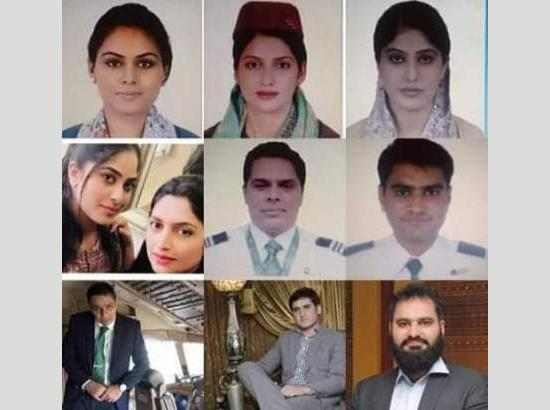 92 die, two  miraculously escape in PIA plane crash in Karachi