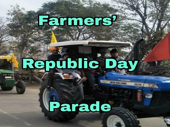 Farmers' Republic Day Parade: Kisan Morcha issues Instructions & Helpline numbers for prot