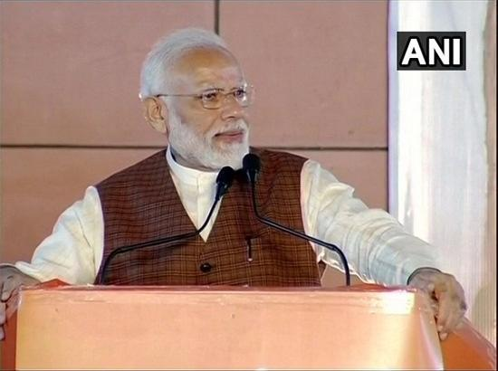 It is an exceptional win in Haryana for BJP: PM Modi