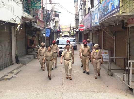 Fatehgarh Sahib police launches door to door awareness campaign
