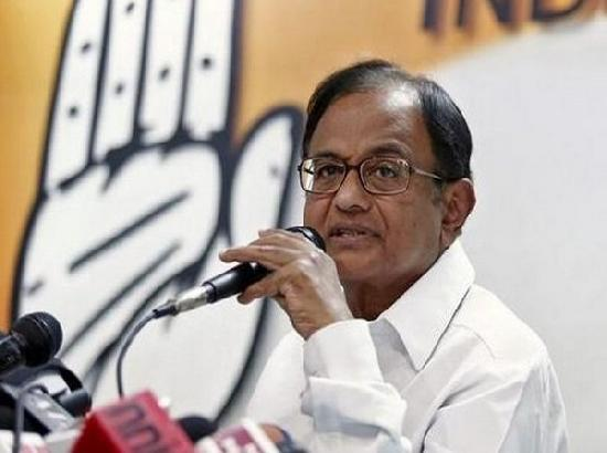 Chidambaram slams NITI Aayog for rejection of RTI on farm laws