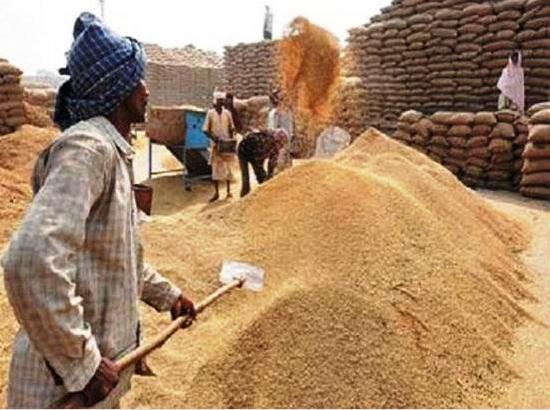 Breaking : Centre prepones paddy procurement date in Punjab and Haryana