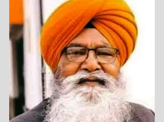 Former akali MLA approaches SC panel seeking justice for Bhai Nirmal Singh Khalsa