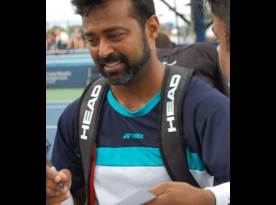 Leander Paes loses in doubles first round in Cincinnati Open