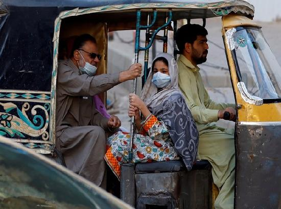 Pakistan's Punjab records highest COVID-19 cases since June 2020 amid surge in infections