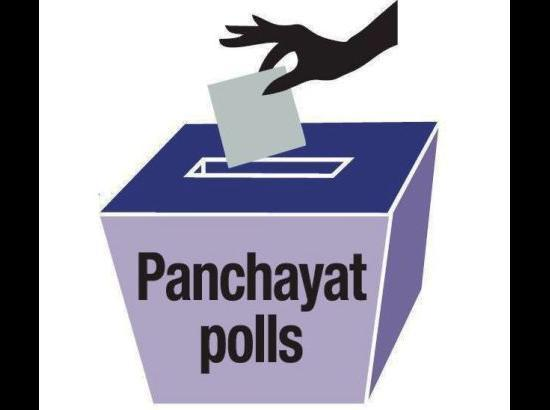 Panchayat Polls:Repolling in 14 booths of 8 districts on January 2