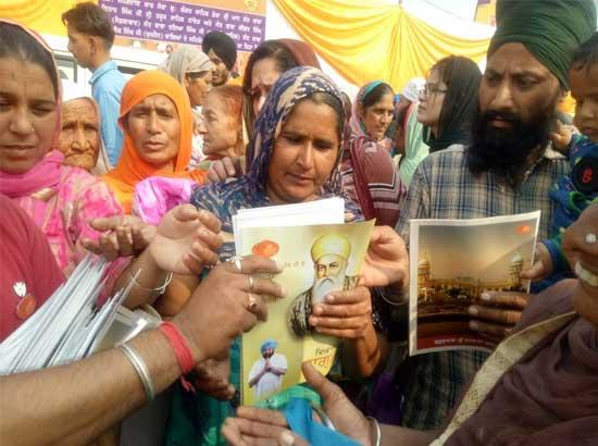 Punjab Govt. dedicates November edition of its magazines to 550th Parkash Purab of Shri Gu