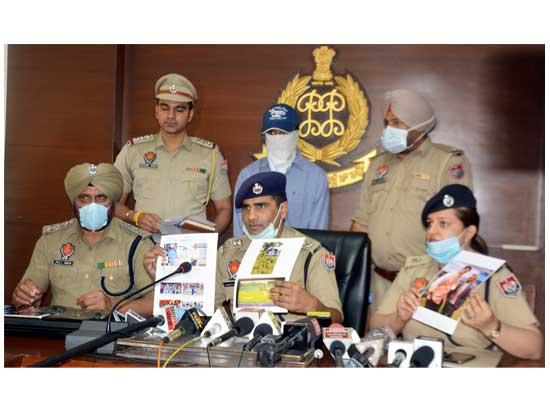 District Police nabs 3 bookies for fraudulent telecast of matches