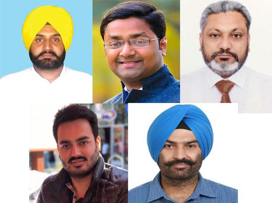 Khaira appoints five political secretaries in office of Leader of Opposition