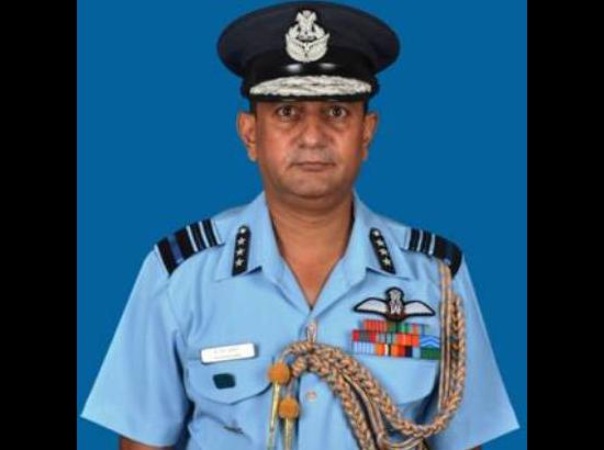 Air Marshal PN Pradhan AVSM Took Over as DCIDS (OPS), HQ IDS on 12 May 17