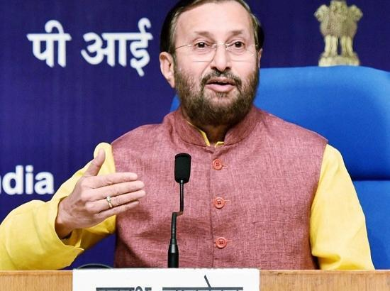 Javadekar challenges Rahul Gandhi, DMK for debate on farm laws