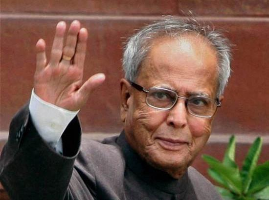 Pranab Mukherjee attends Rahul Gandhi's Iftar party