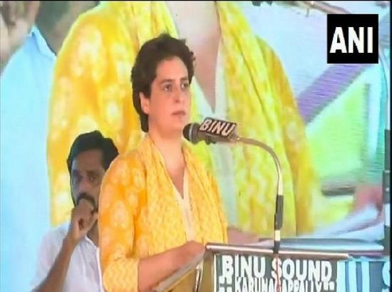 Priyanka Gandhi self-isolates after Robert Vadra tests positive for COVID-19