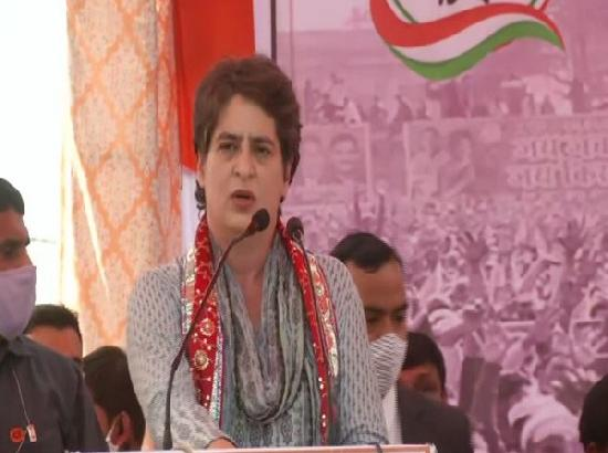 Priyanka Gandhi urges Centre to cancel CBSE Board exams