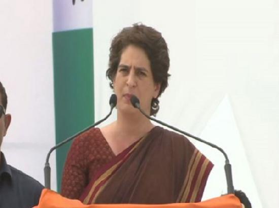 Priyanka Gandhi Vadra slams Centre for 'attack on protesting farmers'