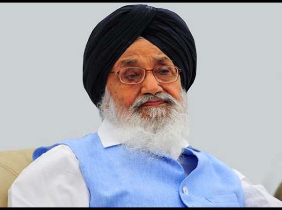 Badal hails Modi for announcing several pro-poor and pro-farmer initiatives