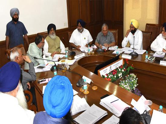 Major Diwali Bonanza for employees as Punjab Cabinet regularizes services of over 30,000 Contractual Employees
