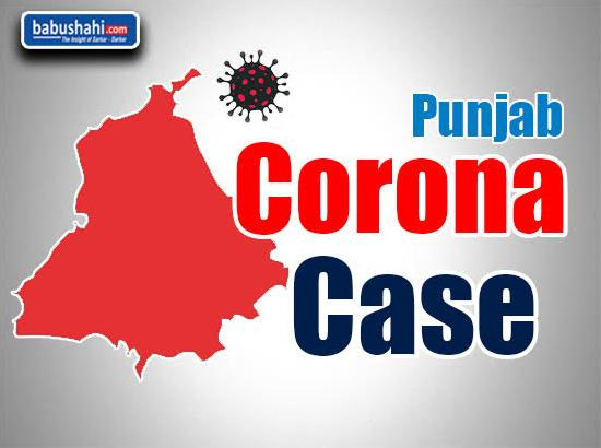 111 Corona +ve surfaced in Ferozepur