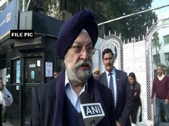 Domestic flights to commence from Monday: Hardeep Singh Puri