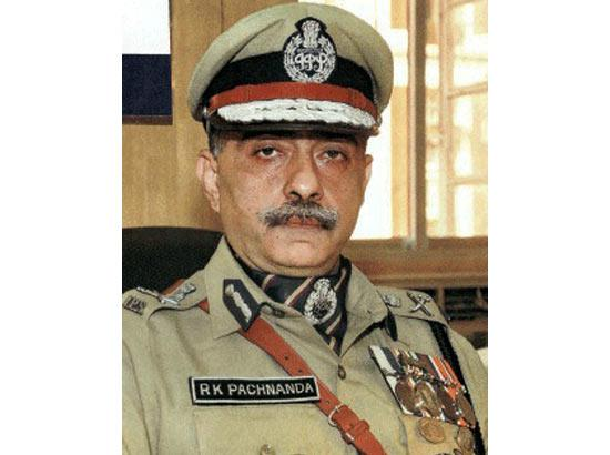 R K Pachnanda appointed as DG ITBP