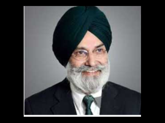Rajinder Mohan Singh Chhina is BJP candidate for Amritsar LS bye-election