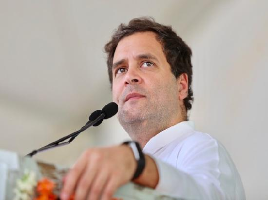 No problem solved by violence, repeal new farm laws: Rahul Gandhi