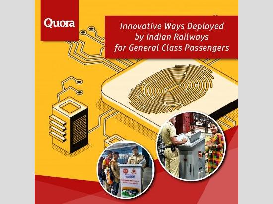 Railways introduce biometric token system for hassle-free travel