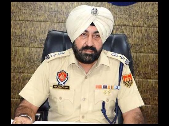 Raj Bachan Sandhu joins as SSP Faridkot