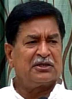 Jat Reservstion Bill—MP Saini