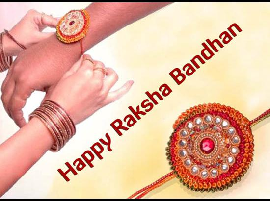 Haryana allowed women to meet their brothers in the hall of state jails to celebrate Rakhi