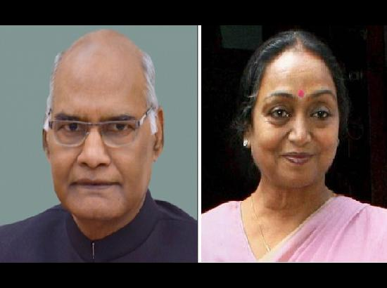 Presidential Election 2017: Ram Nath Kovind, Meira Kumar stay in fray