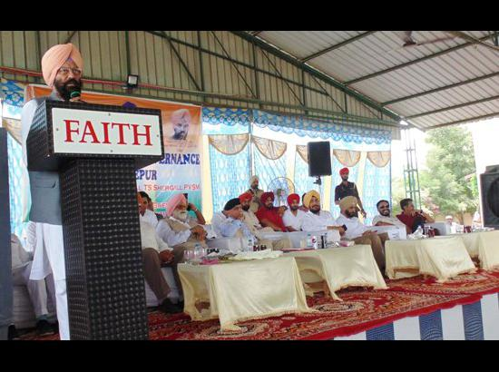 GoGs to work as sentinel in villages to monitor welfare schemes: Lt Gen (Retd.) Shergill
