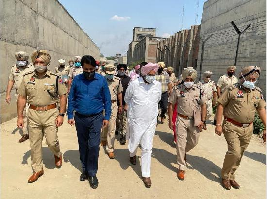 Sukhjinder Singh Randhawa orders stringent security arrangements in jails amid second COVI