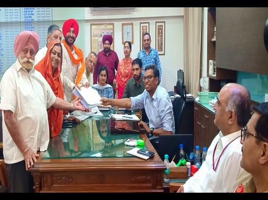 Three more nominations filed for Ludhiana Parliamentary Constituency on Day 4