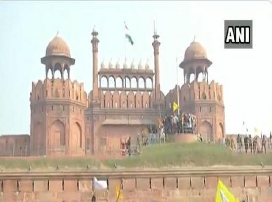 Deep Sidhu & Iqbal Singh brought to Red Fort (Watch video)