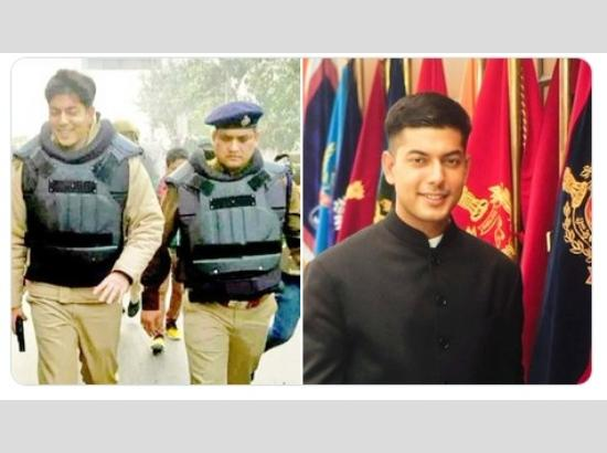 Delhi IPS recovers from Corona, to join duty