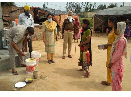 Rural Dev. & Panchayats department officials spearheading awareness campaign in rural area