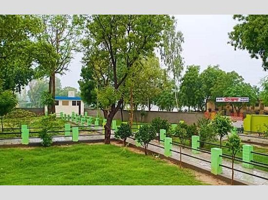 Punjab Rural Development Department to develop 1500 parks & playgrounds in the villages th