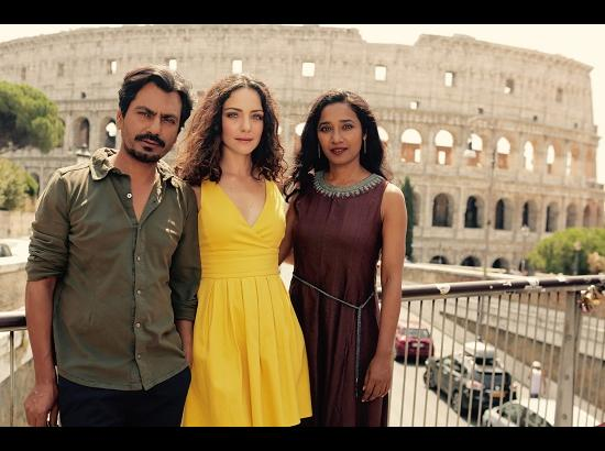 Tannishtha Chatterjee's 'Roam Rome Mein' to release next year.