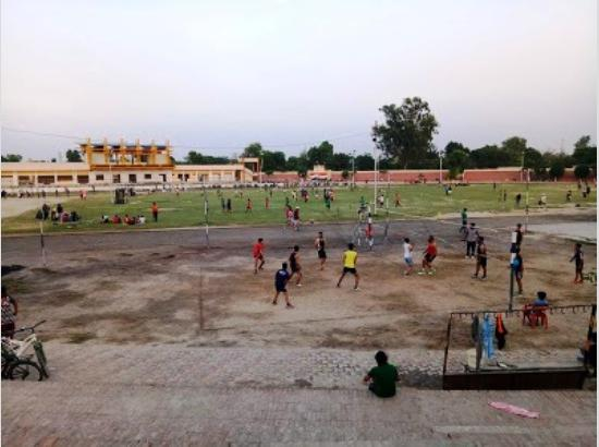 Ferozepur: Shaheed Bhagat Singh Stadium is now a jail for curfew violators