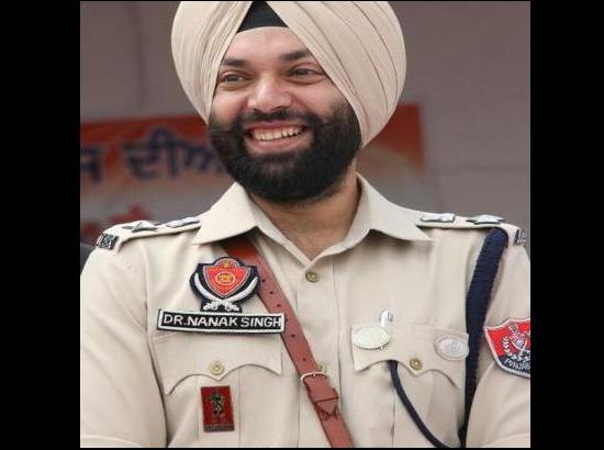 Dr Nanak Singh joins as SSP Bathinda