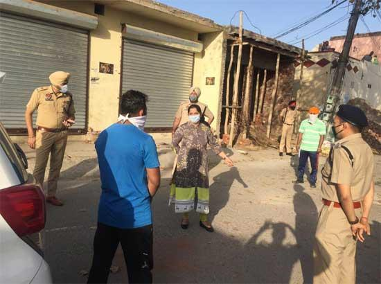 Villages around Sirhind, Sanghol, Manaili sealed as Two women Tablighi Jaamaat activists f
