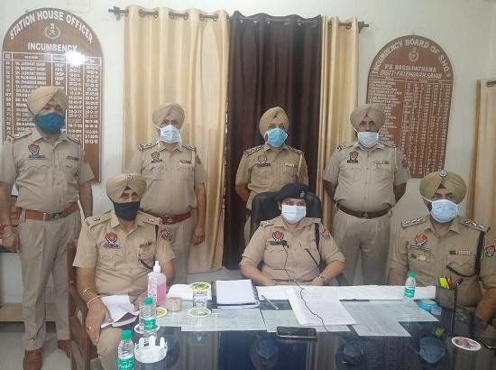 Fatehgarh Sahib :  Police solved the mystery of the blind murder within 24 hours