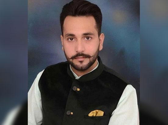BJYM appoints Sahibi  Anand as Incharge for Punjab, Haryana, Chandigarh and Rajasthan for Membership Campaign
