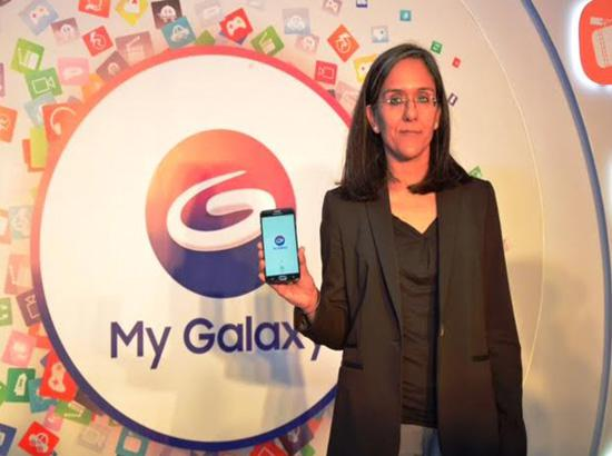 Samsung launches all new My Galaxy -'The all you need app'