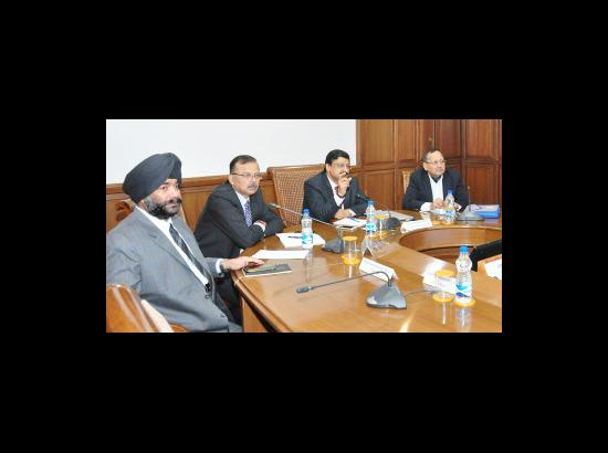 Mobile apps would play a significant role in upcoming Punjab Vidhan Sabha elections: Saxen