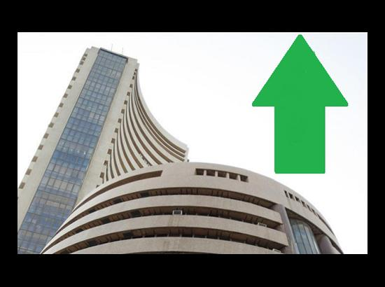 Sensex & Nifty touches all time high
