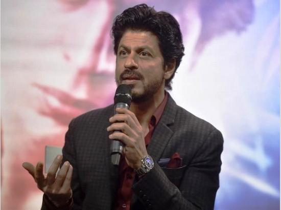 This is how SRK wished his fans on Eid-ul-Fitr