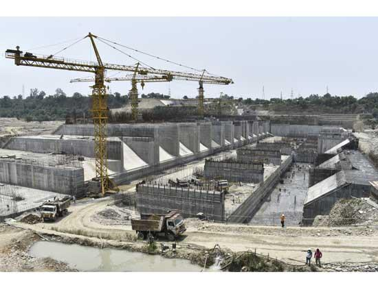 Shahpurkandi Dam project work in Mission mode: Sarkaria